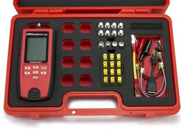 Platinum Tools lanza el nuevo VDV MapMaster 3.0 Cable Tester Kit