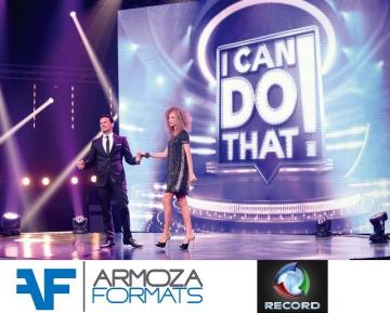 Record TV adquiere 'I Can Do That!' de Armoza Formats