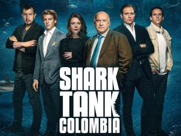Regresa 'Shark Tank Colombia' a Canal Sony