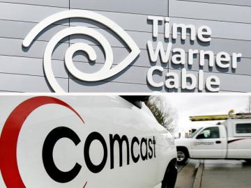 Revisan fusión de Comcast y Time Warner