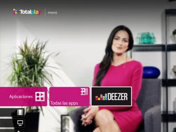 Se integra Deezer a TotalPlay
