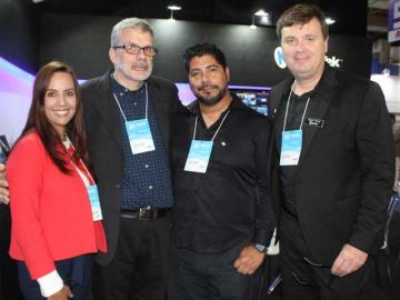 SET Expo: NewTek exhibe la interoperabilidad real de su protocolo NDI