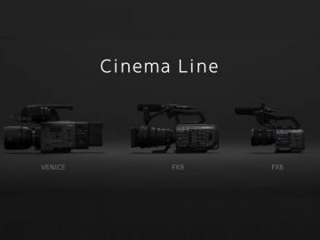 Sony FX6: la nueva integrante de Cinema Line