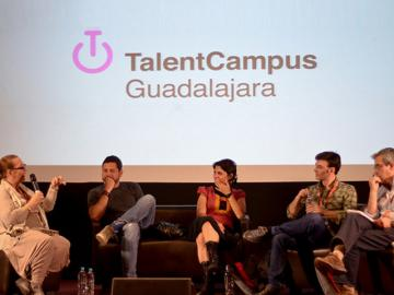 Talent Campus.5, compartiendo experiencias