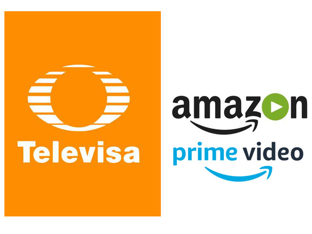 Televisa crea productora y anuncia alianza con Amazon Prime Video