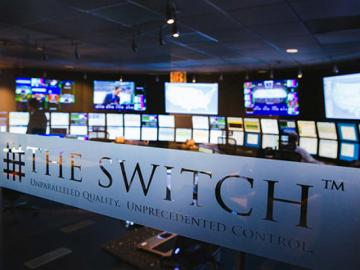 The Switch y Eutelsat se asocian en una red global satelital y de fibra