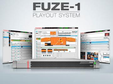 Thomson Video Networks exhibirá en NAB 2015 su sistema de emisión Fuze-1