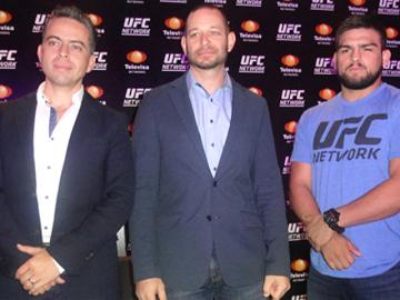 UFC Network disponible en Colombia