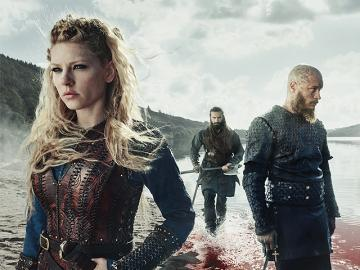 'Vikings' posiciona a FOX Action