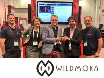 Wildmoka nominado 'Best of Sprockit Start-up'en NABShow 2018